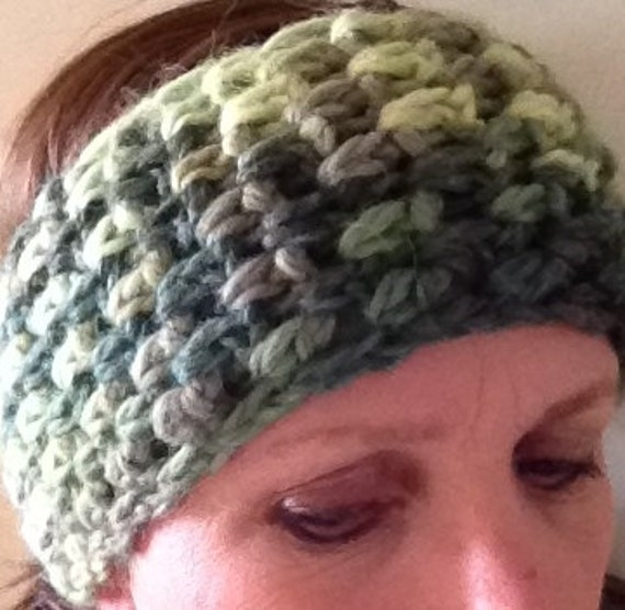 Ear Warmer Headband - Snuggle Yarn