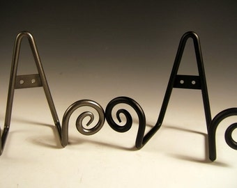 Metal Easel, Large Table Top or Wall display Stand