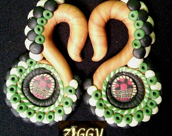 """Polymer Clay Gauges Size 1\2"""""""