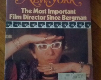 New York magazine Lina Wertmuller film director new wave 70s 1976