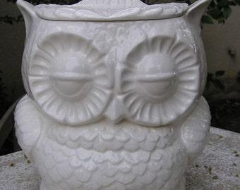 Tootsie Pop Owl Cookie Jar Medium