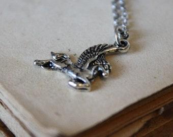 Pegasus Necklace - Mythology Necklace