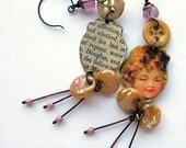 Get Your Beauty Sleep Earrings
