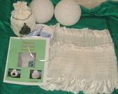 Custom Listing for Bev Davis Ready to Smock Christmas Ornament Kit Customs available