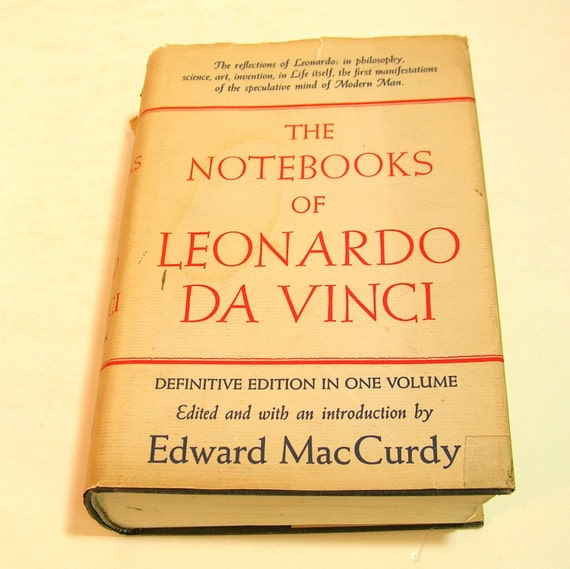 the notebooks of leonardo da vinci definitive edition in one. Black Bedroom Furniture Sets. Home Design Ideas