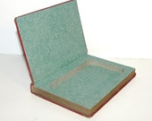Vintage Hollow BookMore Friends and Neighbors Cloth Bound Vintage Basic Reading School Book