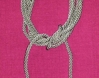 Satin Rope Belt / Cincture for Priest or Priestess