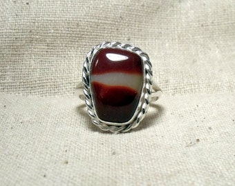 Mookaite Stone in Sterling Silver RF571