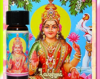 Lakshmi Artisan Perfume Oil- Lemongrass & Light Sexy Florals