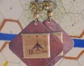 Mig-17 Earrings