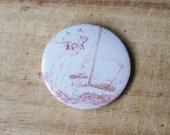 Peter pan badge