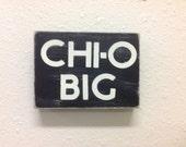 Chi-O Big sign primitive