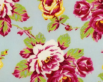 Vintage Marcella  Lucky Girl Cotton Fabric by Free Spirit Fabrics PWJP078-VINT Jennifer Paganelli
