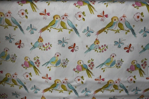 219191 Love Bird Fabric