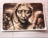 Doctor Who Weeping Angel Pop Art Sticker  Art Don't Blink