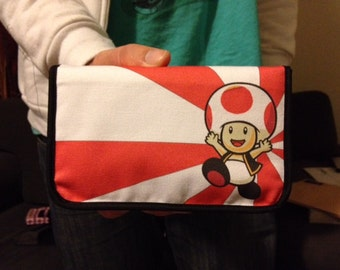 Toad Nintendo New 3DS/3DS XL/LL Case