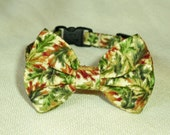 Cat Bow Tie Collar for Fall