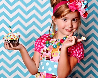 Cupcake Couture Birthday dress by Corinna Couture