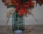 Blue Ball Mason Jar--1/2 gallon