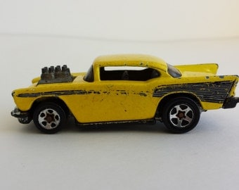 Vintage Hot Wheels Collectible '57 Chevy circa 1976