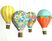 Hot Air Balloon Kit - Carnivale