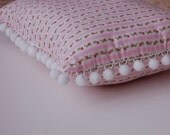 Shabby Chic Lumbar Pillow Cover