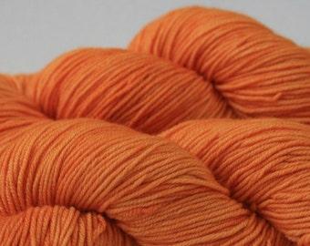 Saffron - Saros merino sport yarn - 100g