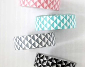 Triangle Washi Tape Masking Tape Wedding Decoration