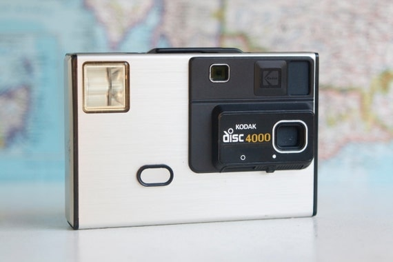 Disc Camera, With Film