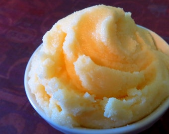 Dragon Butter (sugar scrub--dragons blood, vanilla, nutmeg, cocoa)