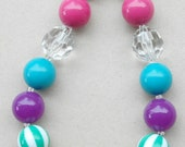 I'm going to be a BIG SISTER! Pregnancy Announcement Chunky Necklace..