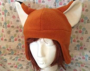Fleece Fox Hat