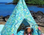 Tee Pee, Play Tent, Fort, Reading Nook, Photography Prop