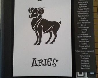Zodiac Sign Journal