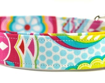 Floral Dog Collar - The Belle