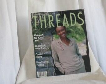 Threads Magazine #72 from September 1997