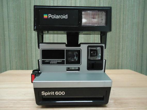 vintage polaroid spirit 600 lms land camera by softtothetouch. Black Bedroom Furniture Sets. Home Design Ideas