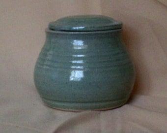 Small Green Jar