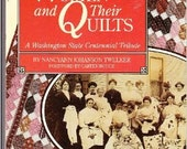 "Paperback book ""Women and their Quilts a Washington State Centennial Tribute""  by NancyAnn Johanson Twelker"