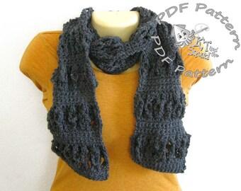 crochet scarf pattern. crochet pattern, scarf pattern, womens scarf pattern, mens scarf pattern, crochet scarf