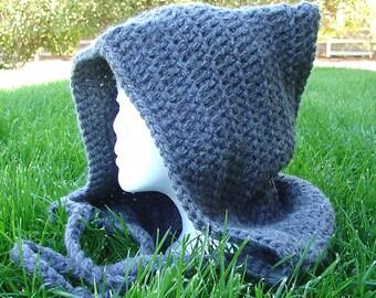 Handmade Crochet Long Hood Pattern