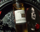 Darkness Divine Gypsy Valentine  Apothecary 1/3 Roll on Perfume oil Cocoa,Amber,Rose, Labdanum,Myrrh