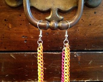 Neon Colors Earrings
