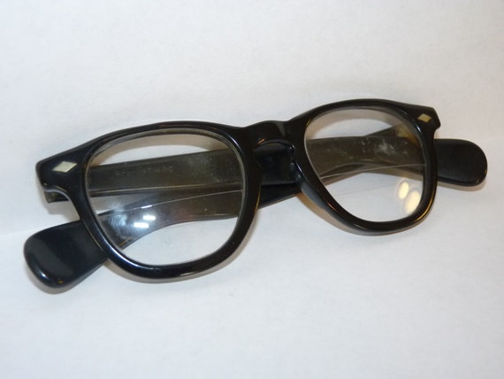vintage retro clark kent eye wear glasses frames by