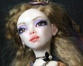 Handmade Doll Eyes - 5 MM pupil diameter, excellent for Polymer Clay