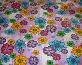 Washable, Waterproof, Reusable Puppy Pad (potty pad) - Pretty Floral - 18 x 24""