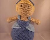 Cinderella Inspired Crochet Pattern