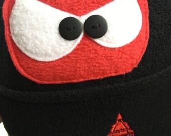 Kooky Ninja pocket pillow by Kooky Critters™