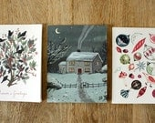 Holiday Card 3 pack