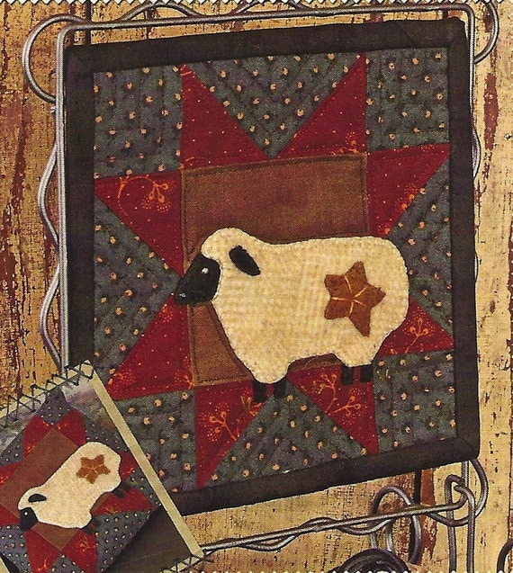 Folk Art Quilt Ideas : Unavailable Listing on Etsy